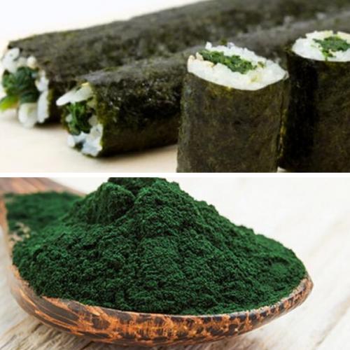 ¿Buscas proteínas? Anímate con las algas