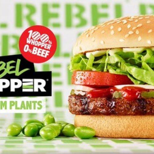 La 'estafa' de la nueva hamburguesa vegetariana del Burger King