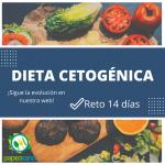 Dieta cetogénica: ¡Empezamos un reto de 14 días!