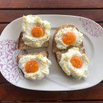 Huevos Nube (Cloud Eggs)